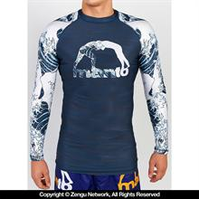 "Manto ""Waves 2.0"" Rash Guard"